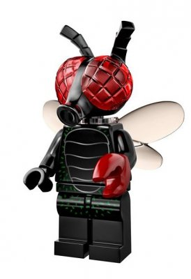 LEGO Minifigur serie 14 Fly Monster