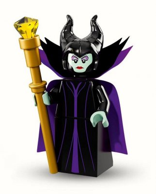 LEGO Disney Minifigur Maleficent