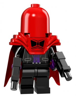 LEGO® Minifigur Red Hood Batman