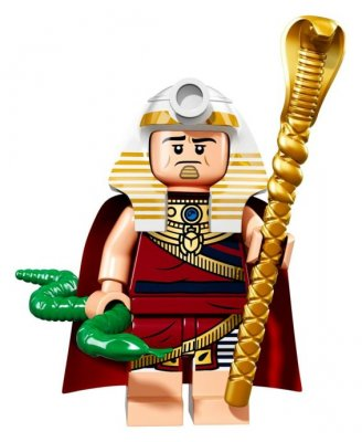 LEGO® Minifigur King Tut Batman