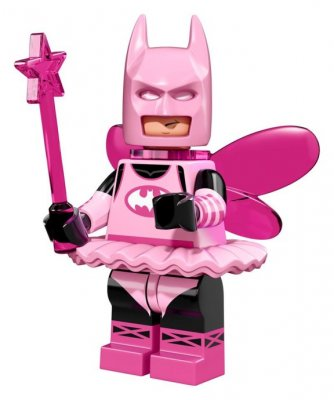 LEGO® Minifigur Fairy Batman