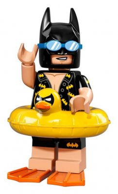 LEGO® Minifigur Vacation Batman