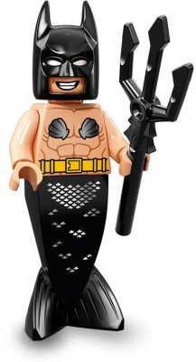 LEGO® Minifigur 71020 Mermaid Batman
