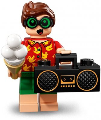 LEGO® Minifigur 71020 Vacation Robin