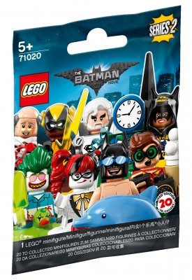 LEGO® Minifigurer serie Batman the Movie 2