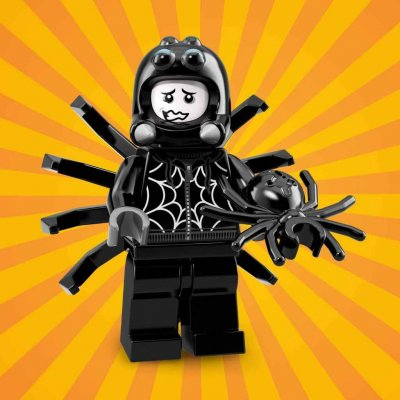 LEGO® Minifigur 71021 Spider Suit Boy