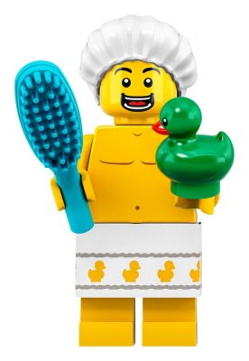 LEGO® Minifigur 71025 Shower Guy
