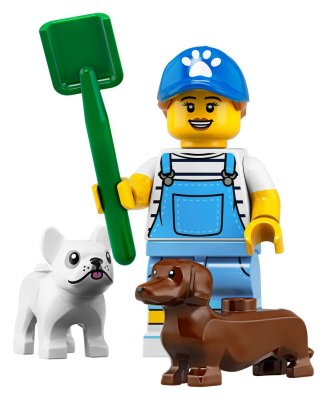 LEGO® Minifigur 71025 Dog Walker