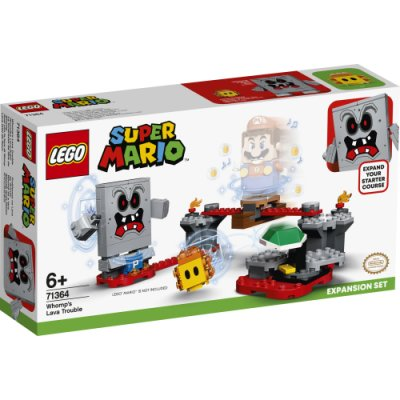 LEGO® Super Mario™ 71364 Whomp's lavabekymmer – Expansionsset