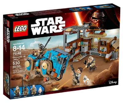 LEGO Star Wars 75148 Encounter on Jakku