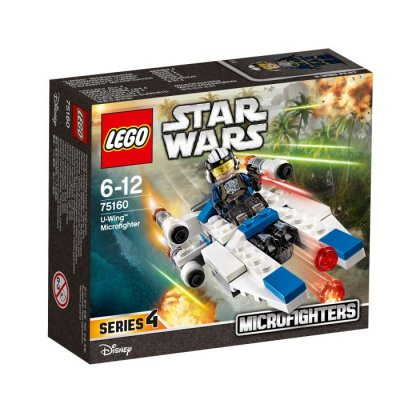 LEGO® Star Wars 75160 U-Wing Microfighter