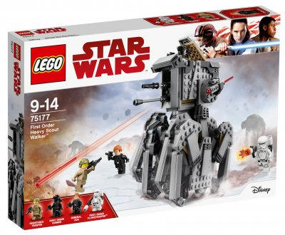 LEGO® Star Wars 75177 First Order Heavy Scout Walker