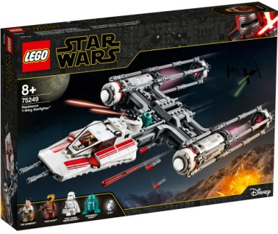 LEGO® Star Wars 75249 Resistance Y-Wing Starfighter™