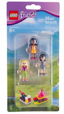 LEGO® Friends Mini-doll Campsite Set 853556