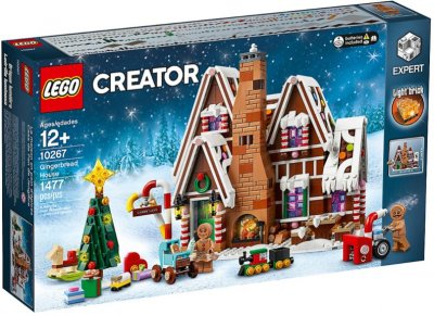 LEGO Creator Winter Village 10267 Pepparkakshus