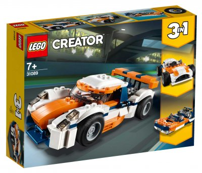 LEGO® Creator 31089 Orange racerbil