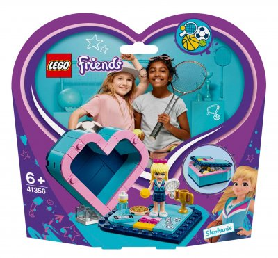 LEGO® Friends 41356 Stephanies hjärtask