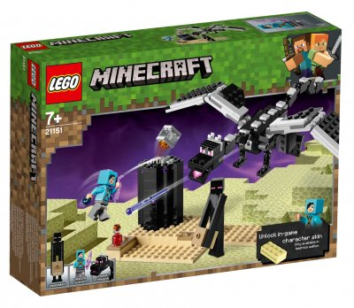 LEGO® Minecraft 21151 End-striden