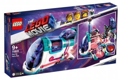 LEGO® MOVIE II 70828 Pop-up-partybuss