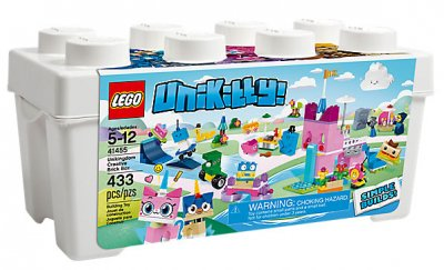 LEGO® Unikitty 41455 Unikingdom Creative Brick Box