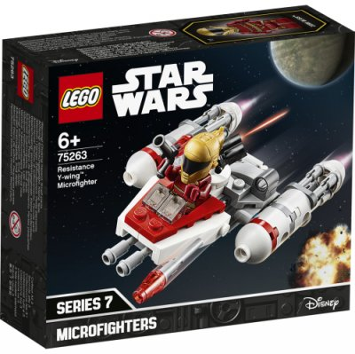 LEGO® Star Wars 75263 Resistance Y-wing™ Microfighter