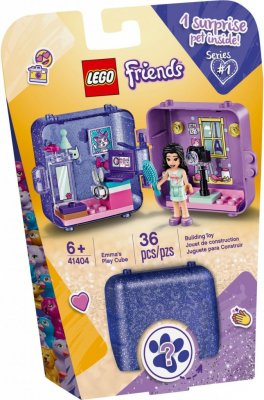 LEGO® Friends 41404 Emmas lekkub