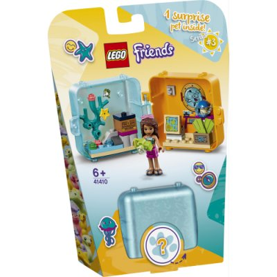 LEGO® Friends 41410 Andreas sommarlekkub