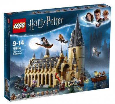 LEGO® Harry Potter 75954 Stora salen på Hogwarts