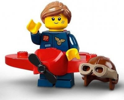 LEGO® Minifigur 71029 Airplane Girl