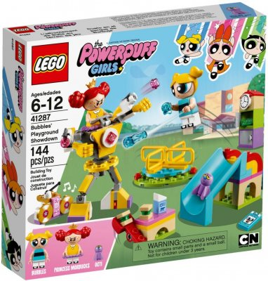 LEGO® Powerpuff Girls Bubbles Playground Showdown