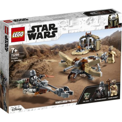 LEGO® Star Wars 75299 Trouble on Tatooine