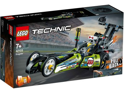 LEGO® Technic 42103 Dragster