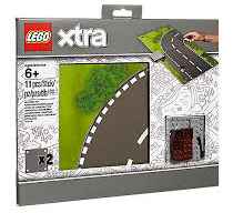 LEGO XTRA Road Playmat